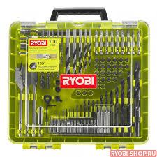 <b>Набор бит и сверл</b> Ryobi RAKDD100 5132004666 ...