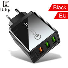 Udyr Quick Charge 3.0 Multi USB Charger plus 18W PD Charger ...
