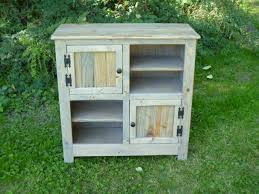 country themed reclaimed wood bathroom storage: rustic pallet cabinet with chicken wire door jelly cabinet reclaimed wood shabby chic cabinet wire door bathroom cabinet media stand