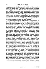 the federalist papers no quote sea of liberty the federalist papers no 22 page 5