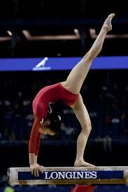 「2009年 - 世界体操競技選手権の個人総合で、鶴見虹子銅メダル」の画像検索結果