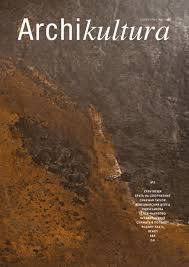 Archikultura №2 by archimedia - issuu