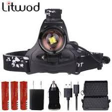 Litwod Z20 Mini 3 Modes <b>Headlight</b> Daily Life Waterproof <b>COB</b> LED ...