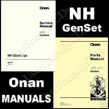 onan cck ccka engine genset service manual parts own onan nh rv genset parts service manual 46 manuals