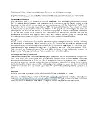 Research Cover Letter Phd Position Molecular Biology