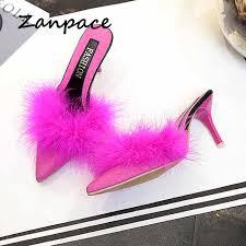 <b>Hot Sale 2019 Personality</b> Slippers Women Sexy Women's Shoes ...
