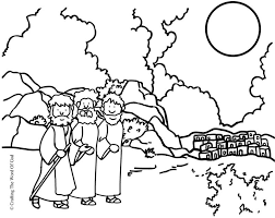 road to emmaus coloring page road to emmaus coloring page crafting the word of god on signs please walk printable