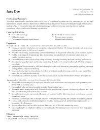 professional healthcare administrative templates to showcase your professional summary