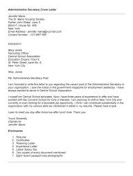 Receptionist Cover Letter For Resume  cover letter sample cover