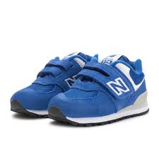 Buy New Balance <b>Hook and Loop 574</b> - Infant Shoes online | Foot ...