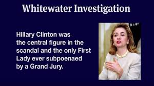 Image result for clinton scandals list