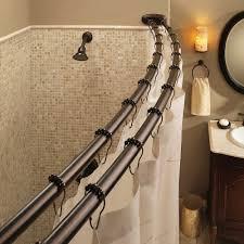 bathroom modern vanity designs double curvy set: small bathroom design with dark curved shower curtain