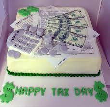 money tax day cake cpa accountant cherry on top delights money tax day cake cpa accountant