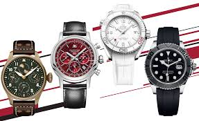 Four of the <b>Best Luxury Sports Watches</b> | Elite Traveler : Elite Traveler