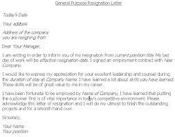 resignation letter image   cvtips comimage download