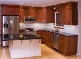 kitchen cabinet design cherry oak kitchens cabinet wood wooden stained varnishedr modern contemporary interior home cabinet lighting backsplash home design