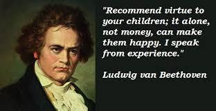 Ludwig van Beethoven Quotes. QuotesGram via Relatably.com