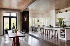 <b>Open</b> floor plan, Dining room & kitchen, <b>stainless steel</b> bread ...