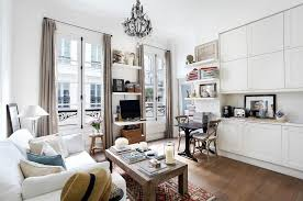 room apartment interior design home inerior style:  french living room