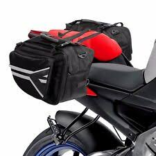 <b>58 L</b> Volume Motorcycle Saddlebags for sale | eBay