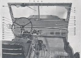 willys jeep parts restoration wiring walck s wheel drive cj 2a interior diagram
