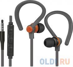 Наушники (<b>гарнитура</b>) <b>Defender OutFit W760</b> Grey/Orange ...