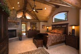 big master bedrooms couch bedroom fireplace:  view in gallery  mountain master bedroom artificial lighting  view in gallery
