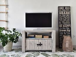COUNTRY OLD <b>TV cabinet Solid</b> Wood LoftMarkt