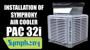 Symphony <b>Industrial Air Cooler</b> | PAC 32 i | installed by Cool Wind ...