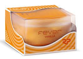 "<b>Ароматизатор воздуха</b> Runway ""<b>Fever</b>. Vanilla"", цвет: оранжевый"