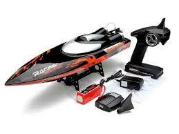 <b>Радиоуправляемый катер Feilun</b> FT010 Racing Boat 2.4G