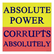 Image result for power corrupts UK politicians
