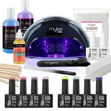 <b>Professional Gel Nail Polish</b> Colours | UV <b>Gel</b> Nail Varnish | Mylee