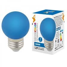 <b>Лампа</b> декоративная светодиодная <b>Volpe</b> (ul-00005647) <b>e27 1w</b> ...