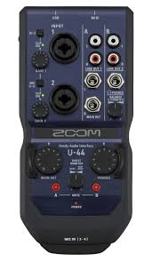 <b>Zoom U</b>-<b>44</b> - купить USB звуковые карты в Минске. Интернет ...