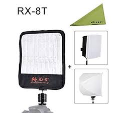 Falcon Eyes RX-8T 18W Photo Light Portable LED ... - Amazon.com