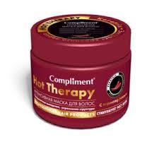 <b>Маска</b> для <b>волос</b> Compliment Hot Therapy <b>Интенсивная</b> с ...