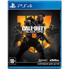 <b>Игра для приставки Sony</b> Call of Duty: Black Ops 4 PS4, русская ...