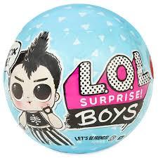 <b>Кукла</b> мальчик L.O.L. Surprise <b>MGA Entertainment</b>