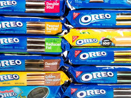 Multiple Oreo Flavours (Image source: seriouseats.com)