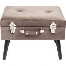 <b>Пуф Suitcase</b> Grey 83244 в Киеве купить <b>kare</b>-design мебель свет ...