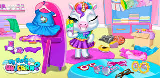 My Baby <b>Unicorn</b> 2 - <b>New</b> Virtual Pony Pet - Apps on Google Play