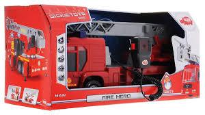 <b>Пожарная машина</b> MAN, <b>Dickie Toys</b> (модель машины, свет, звук ...