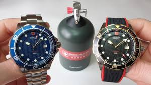<b>Swiss Military Hanowa</b> NEPTUNE DIVER - YouTube