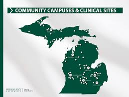 community campuses clinical sites department of medicine cccs map