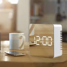 Night Light USB <b>LED Clock Kids</b> Birthday Gift Digital <b>Clock</b> Alarm ...