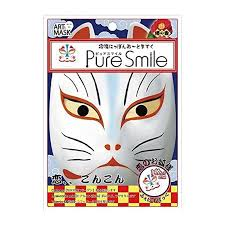 <b>Sun Smile</b> - <b>Pure Smile</b> Koino Okitunesam Sheet <b>Mask</b> - sheetmask.ch