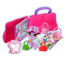 <b>Игровой набор Kitty Club</b> Shopping «Магазин в сумочке ...