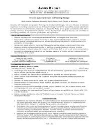 service resume sample   seangarrette coservice resume sample