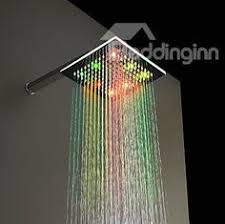 Amazing LED Seven <b>Colors Rainfall Shower Head</b> | Very Clever ...